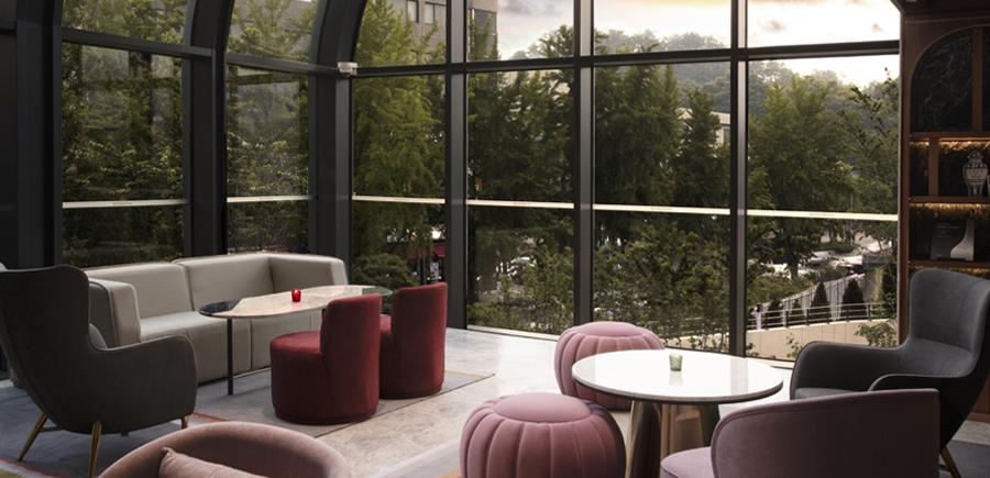 Mondrian Seoul Itaewon Rumpus Room
